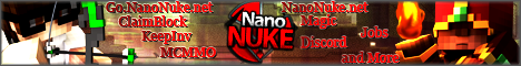 NanoNuke Minecraft Server IP